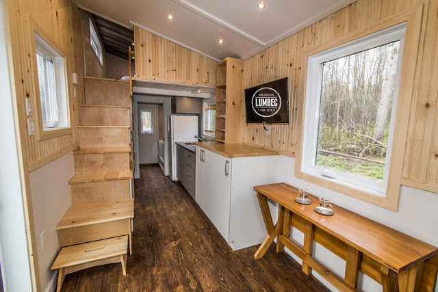Tiny House Town Ten Canadian Tiny Homes