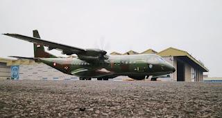 CN-295 TNI AU