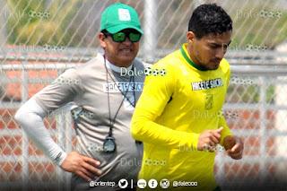 Oriente Petrolero - Eduardo Villegas - Alcides Peña - DaleOoo