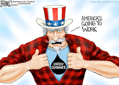 """Energy Dominance,"" what does it mean? Decoding a Fashionable Slogan thumbnail"