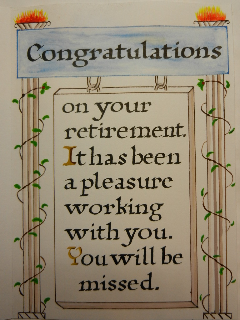 What To Write In Retirement Card (blogspot.com)