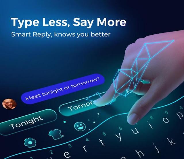 تطبيق الكيبورد المتميز Cheetah Keyboard
