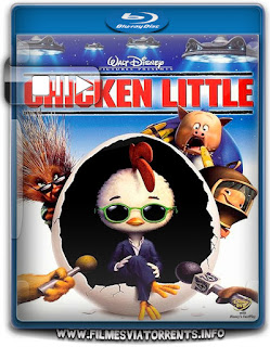 O Galinho Chicken Little Torrent - BluRay Rip 720p Dublado