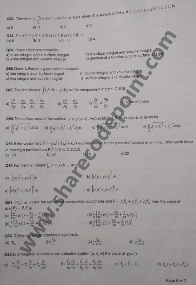 Bcit Mathematics Examples Electronics Linear Algebra