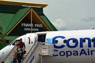 UNIENDO EL CARIBE: Nueva ruta aérea Holguín y Panamá