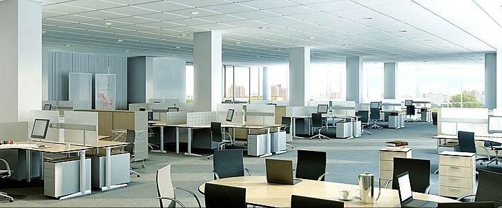 Văn phòng cao cấp tại chung cư Rivera Park