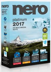 تحميل برنامج نيرو لنسخ الاسطوانات مجانا Nero 2017