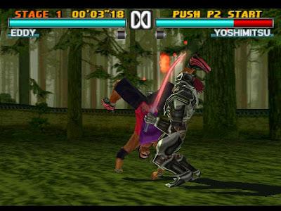 games tekken 3 download