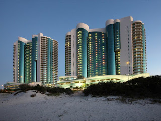 Turquoise Place Condominium in Orange Beach