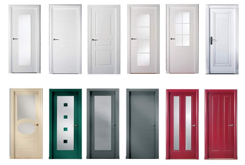 Razones para elegir puertas lacadas ch decora puertas - Puertas lacadas en madrid ...