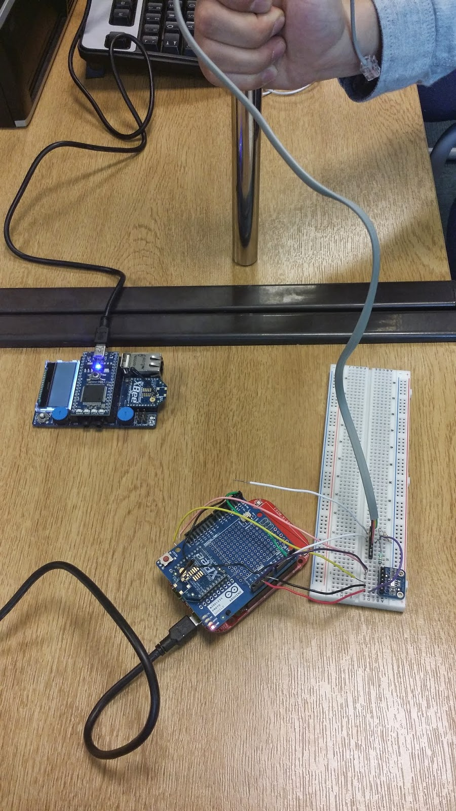 Wireless Weather Station Project