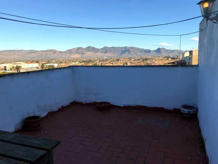 comprar atico duplex calle ibiza grao castellon terraza