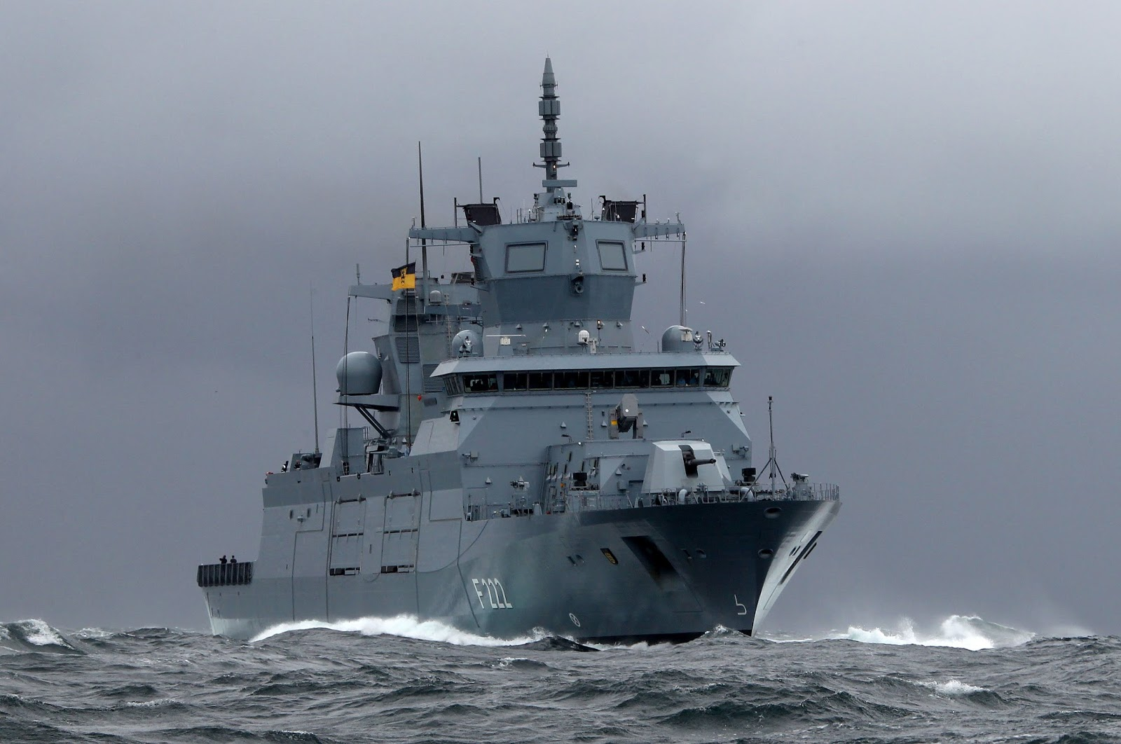 Naval Analyses: Baden-Württemberg class frigates of the ... |Frigate Ship
