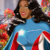 New Latina superhero La Borinqueña created by Edgardo Miranda-Rodriguez (Pin-Up by Des Taylor)