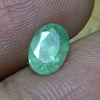 Batu Permata Zamrud Colombia -