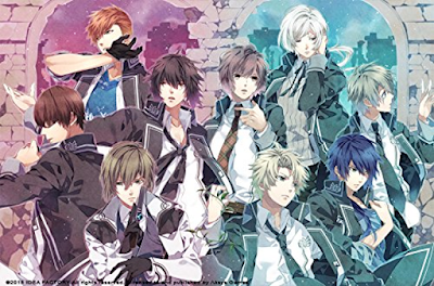 superheroes series, adventure, fantasy, story, writing, norn9: var commons, playstation vita, game