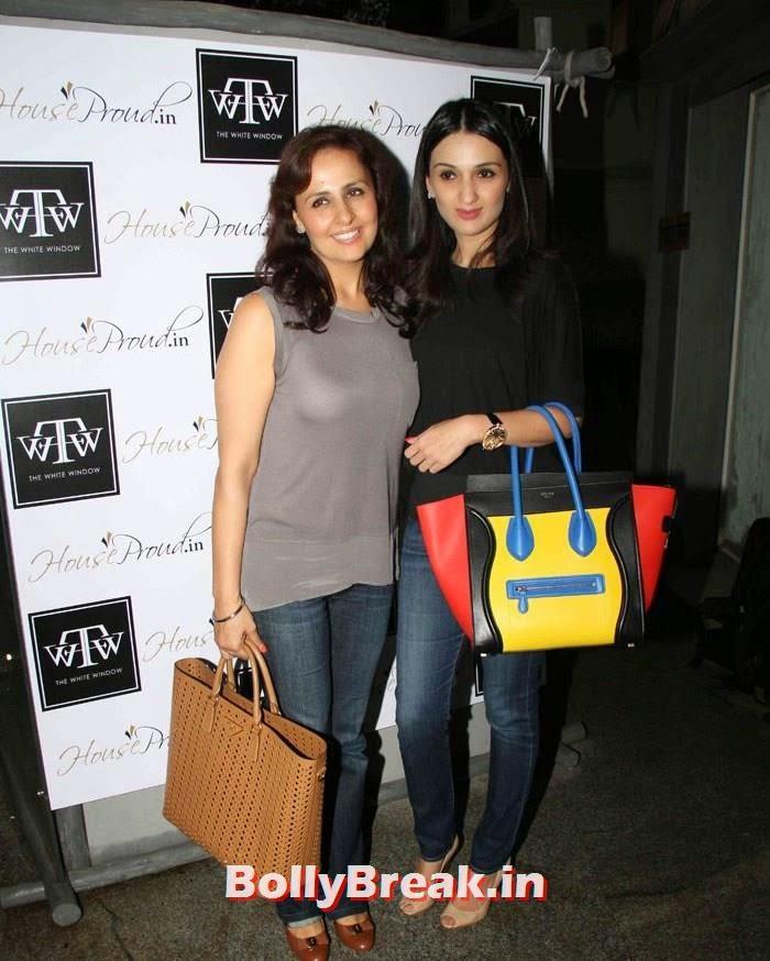 Anu Deewan, Alka Hiranandani, Twinkle Khanna at Sanvari & Anjori Alagh's Pop Up Store Launch