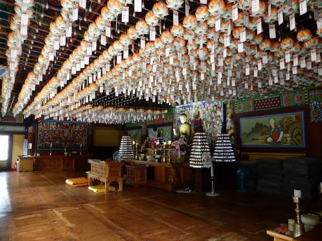 Buda del Templo de Samhwasa