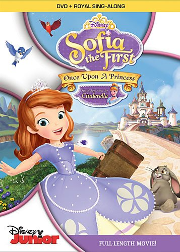 Free Download Sofia The First Once Upon A Princess 2012 Dual Audio Hindi 720p  400mb