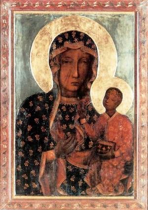cudowny obraz Matki Bożej Częstochowskiej