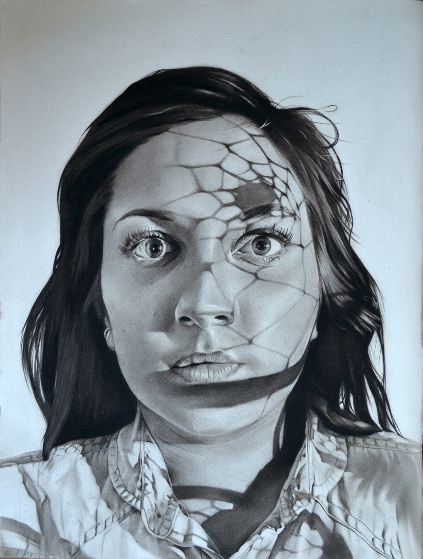 05-Dylan-Andrew-Shadows-and-Textures-Interacting-with-Charcoal-Drawings-www-designstack-co