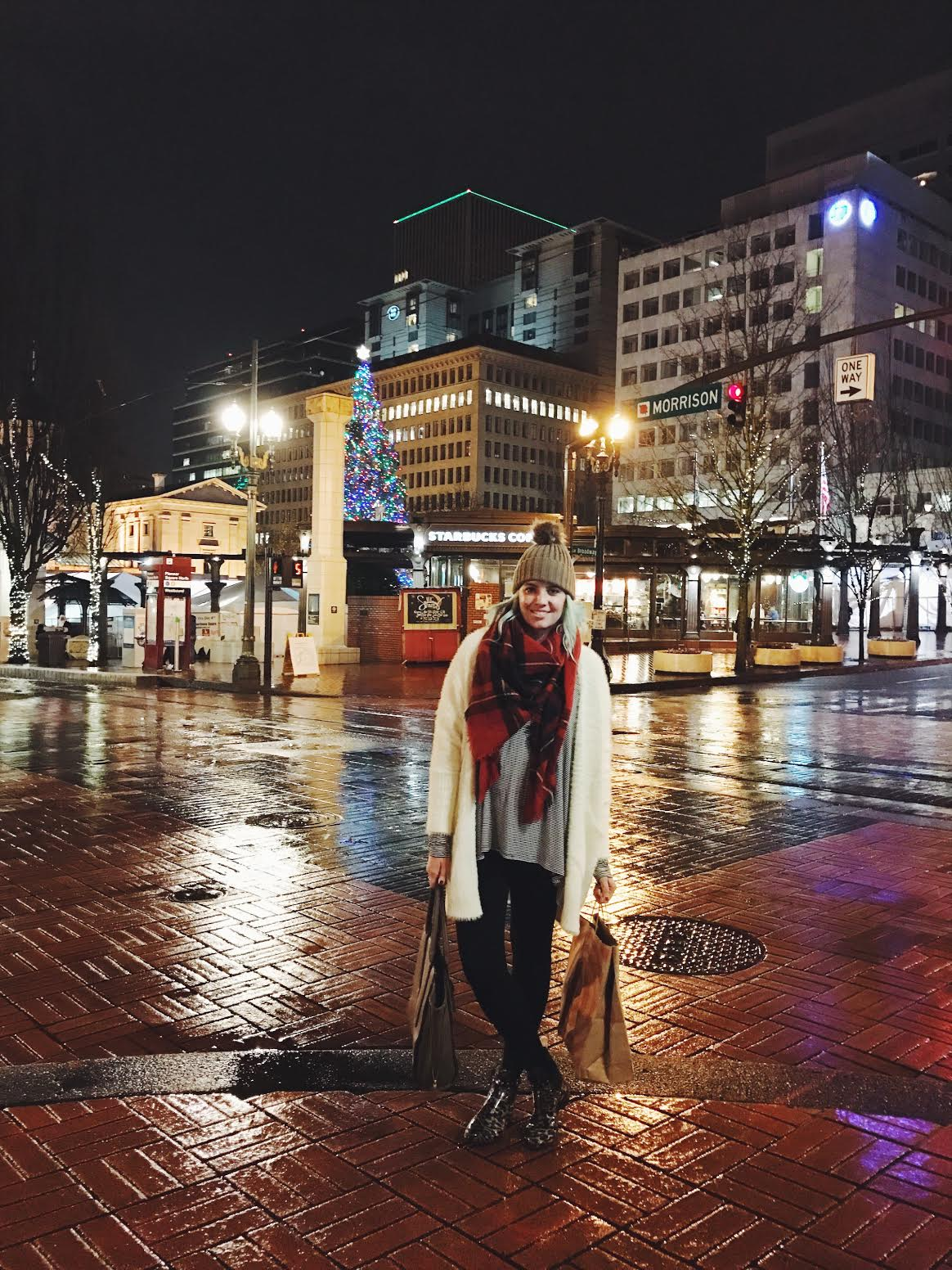 Portland, Traveling, Fashion Blogger