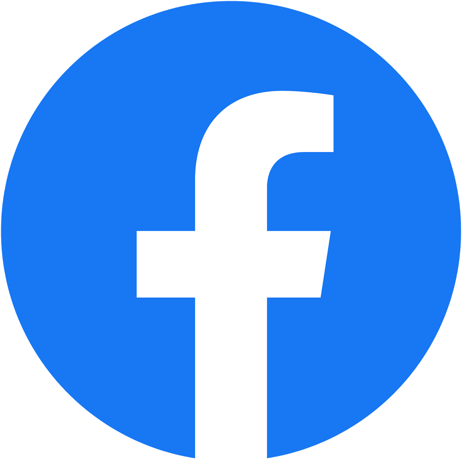 Facebook New Logo Blue Colour