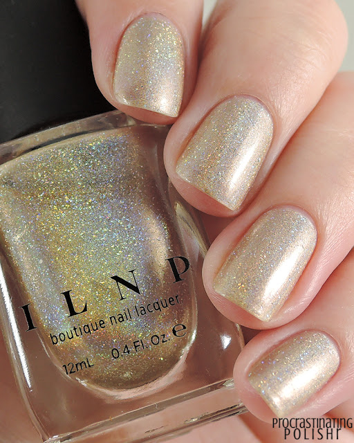 ILNP I See You | Champagne Gold Holo