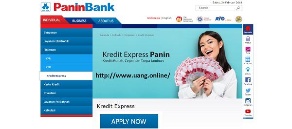 Pinjaman Dana Tanpa Jaminan di Bank Panin
