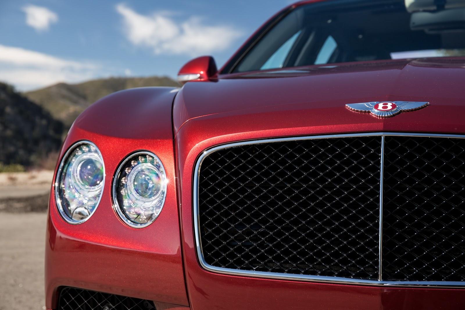 Bentley Flying Spur V8 S 2017