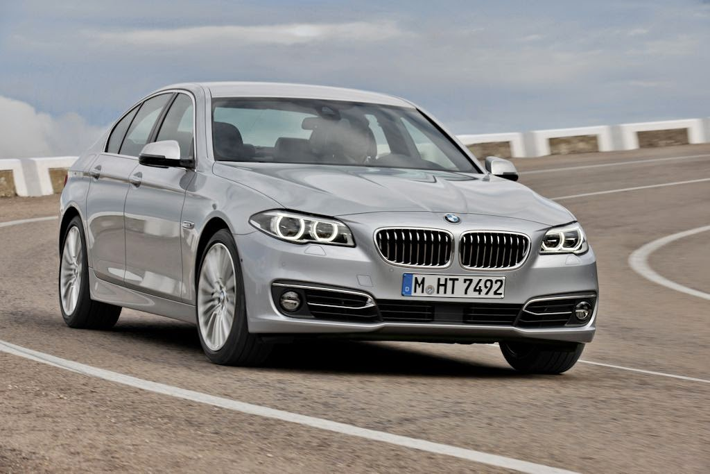 ... Models Have Increased In Capacity. A Revised Rear Section Increases The  Boot Capacity Of The New BMW 5 Series Gran Turismo By 60 Liters To 500  Liters.