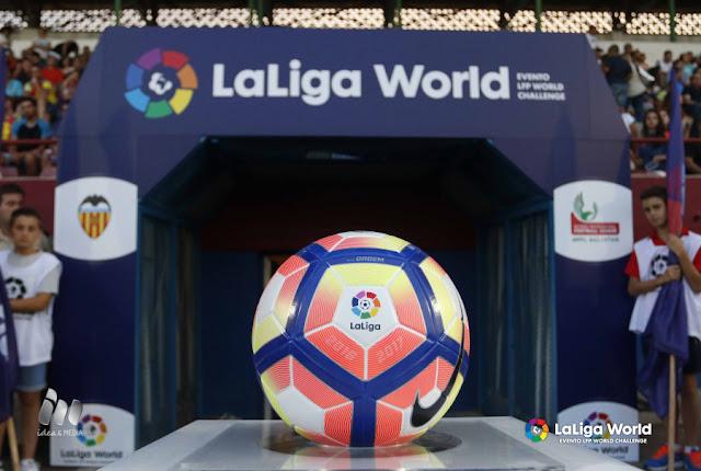 LaLiga World culmina con un rotundo éxito