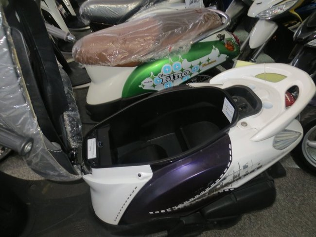Багажник скутер Filano