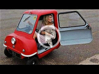 12 of the World's Smallest Cars , Small cars in the world, cars that are small in size which occupy only 2 or 1 passenger, World's Smallest Cars