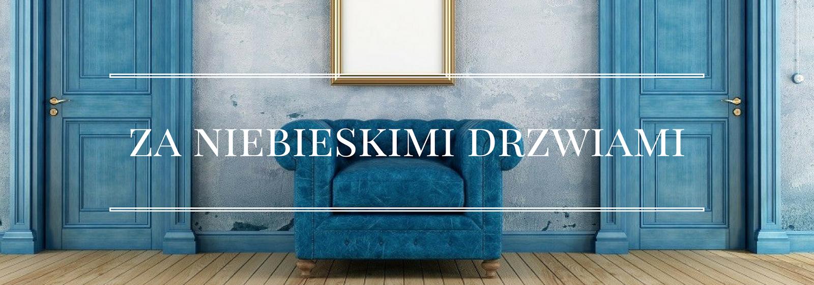 """[17] """"Za niebieskimi drzwiami"""" Marcin Szczygielski"""
