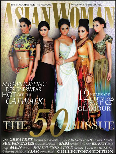 Asian Woman Magazine Fashion 73