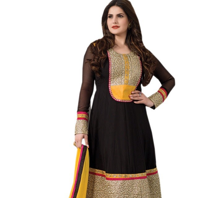 zarine khan , z ohr a , ana rk ali ,suit salwar , salwar ,kameez on-line , on-line ,shopping shopping , ana rk ali , suit ,, Zarine Khan Hot Pics From Indian Clothing Catalogue