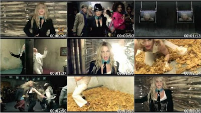 Britney Spears ft Madonna - Me Against The Music - HD 1080p Free Music Video Download