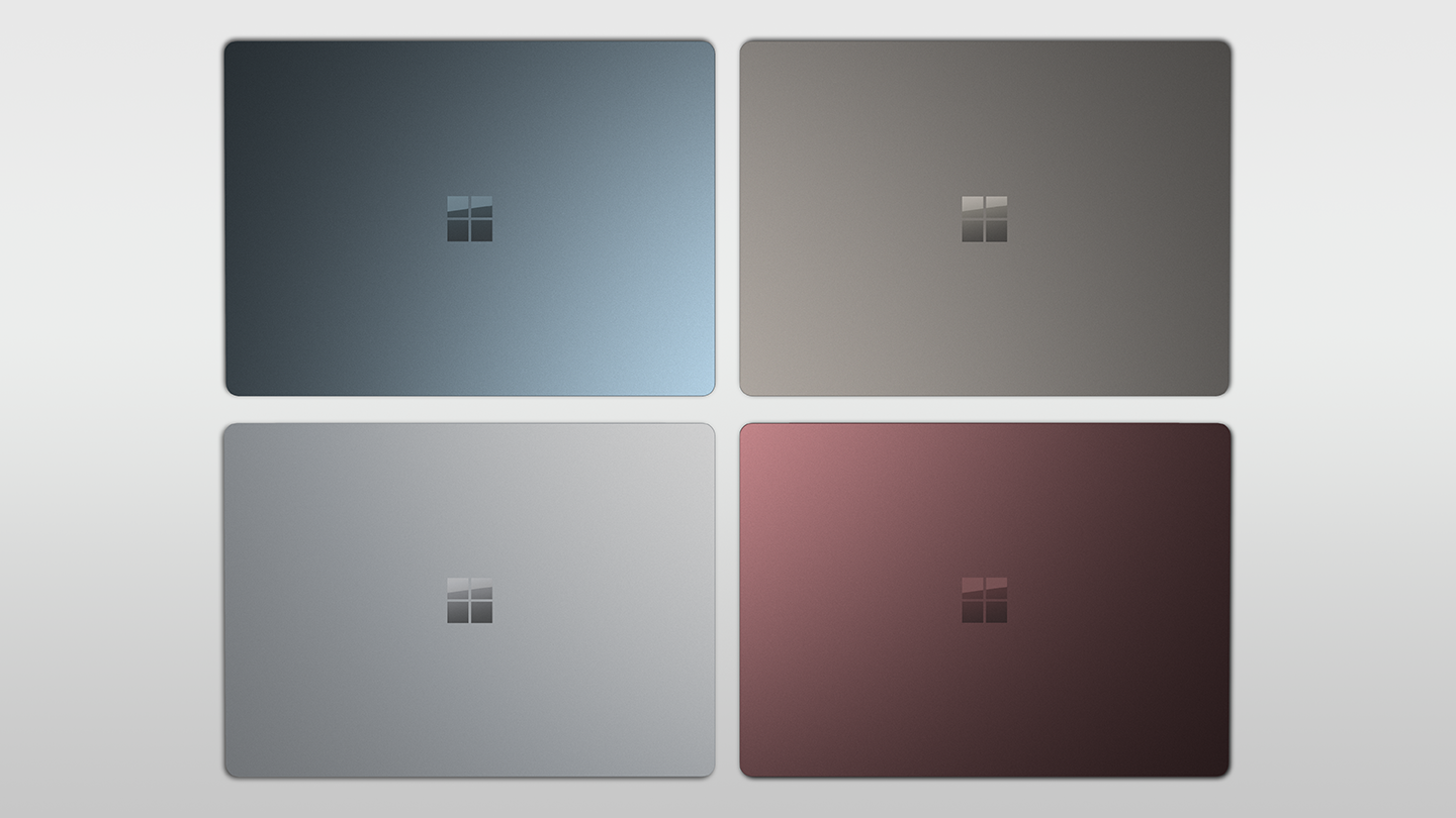Microsoft Surface Laptop Specs