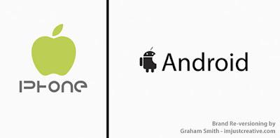 bromas de marcas famosas android