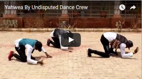 Yahwea : Performed By Undisputed Dance Crew