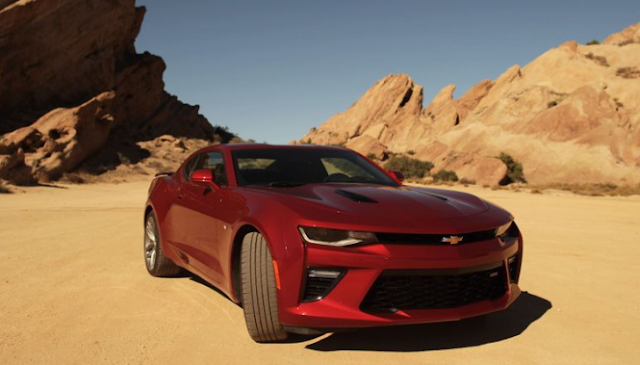 2016 Chevrolet Camaro SS vs. 2015 Ford Mustang GT Review