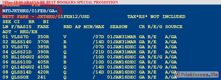 Daftar harga ticket pesawat domestik online dating 2