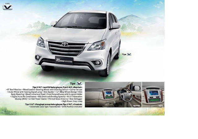 BROSUR NEW INNOVA 2013