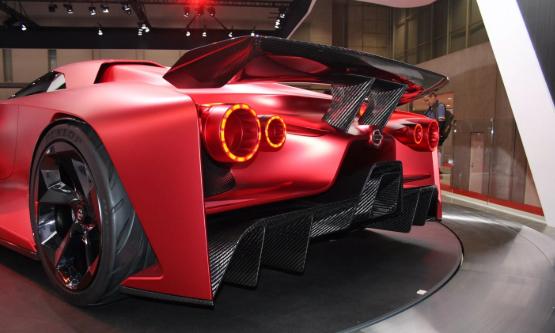 2020 Nissan GTR R36 engine