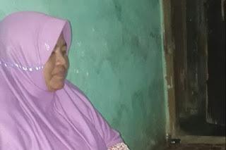 Sri (52), warga Bojongmenteng Cililin.