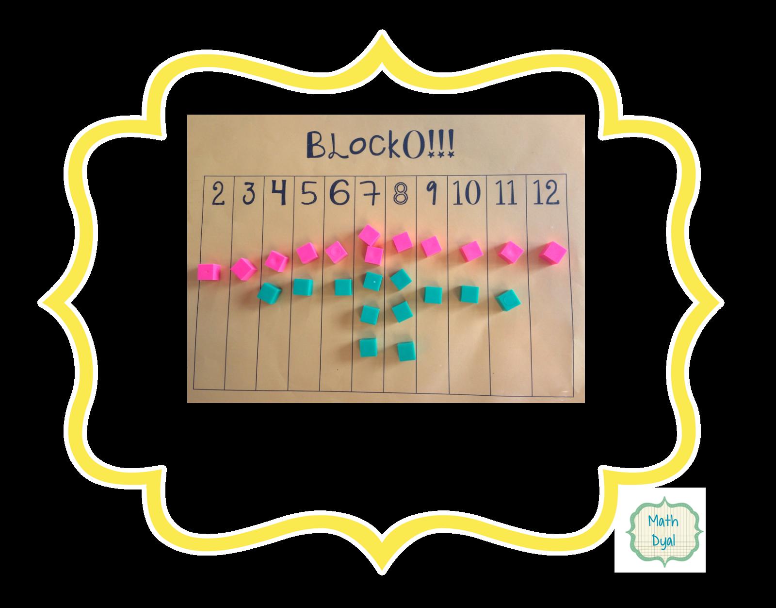 Math Dyal Blocko