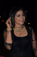 Sakshi Agarwal looks stunning in all black gown at 64th Jio Filmfare Awards South ~  Exclusive 074.JPG