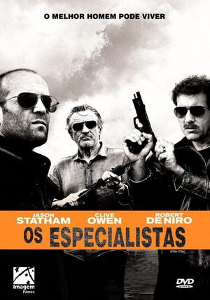 Os Especialistas Torrent - BluRay 1080p Dual Áudio