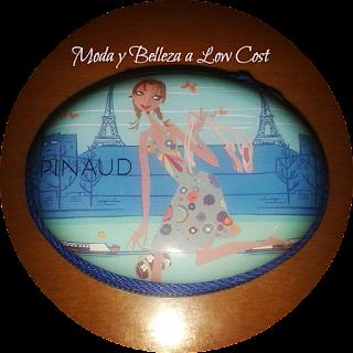 Mini estuche de Pinaud regalo revista Glamour